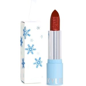 ❄️ Kylie BRRR Metallic Lipstick ❄️